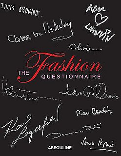 Fab Read: The Fashion Questionnaire