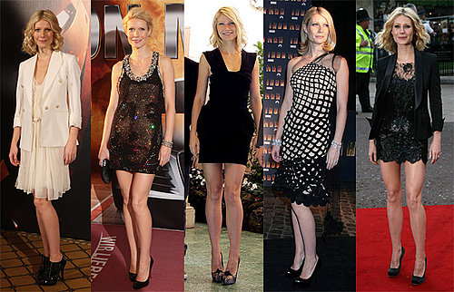 Which Gwyneth Paltrow The Iron Man Look is Most Fab?