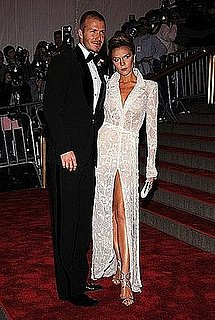 The Met's Costume Institute Gala: David & Victoria Beckham