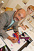 Behind The Seams: Barneys Hosts The Launch Of Christian Louboutin&#039;s New Fall Collection 