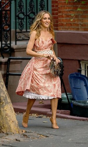 The Look For Less: Carrie Bradshaw
