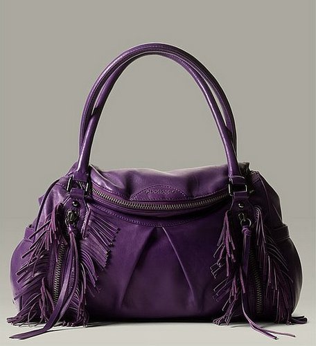 The Bag To Have: Botkier Morgan Small Fringed Satchel