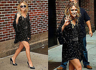 Celebrity Style: Mary-Kate Olsen
