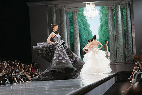 2008 Fall Couture: Christian Dior
