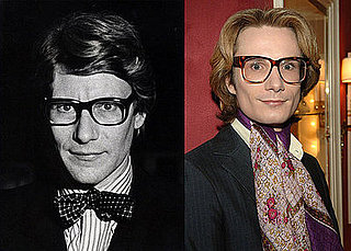 Double Take: Yves Saint Laurent and Austin Scarlett