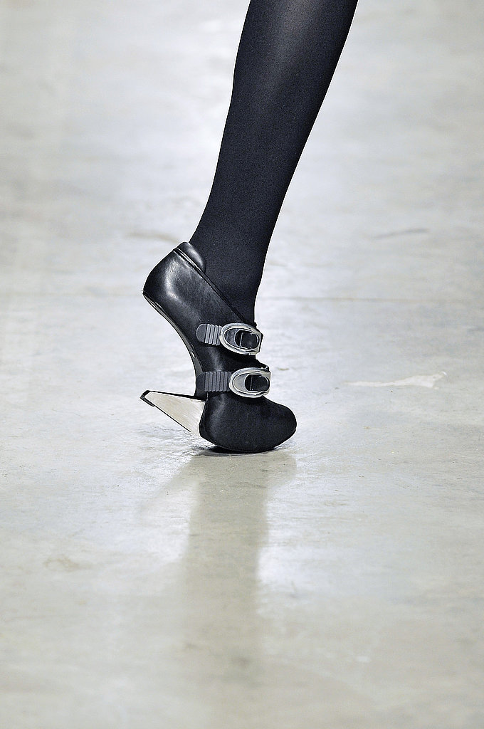 Gareth Pugh Illusion Shoe
