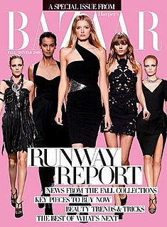 On Our Radar: Harper's Bazaar Launches New Publication