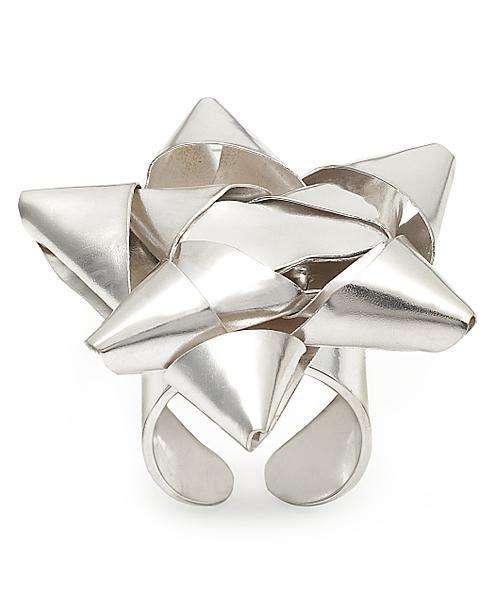 Maison Martin Margiela Gift Bow Ring