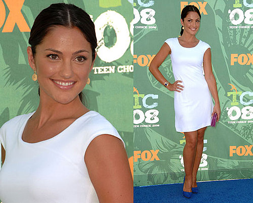 Teen Choice Awards: Minka Kelly