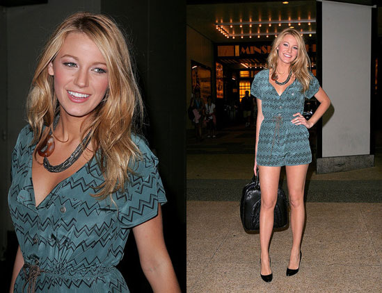Blake Lively in Vena Cava