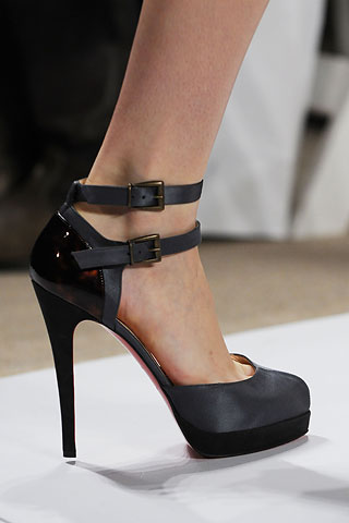 Christian Louboutin for Peter Som