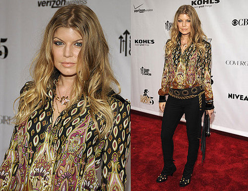 2008 Fashion Rocks: Fergie