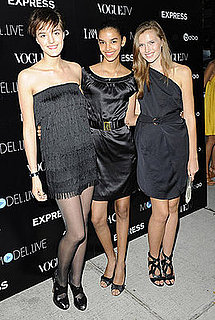 Vogue.TV and IMG Host Launch of Model.Live Sponsored by Express