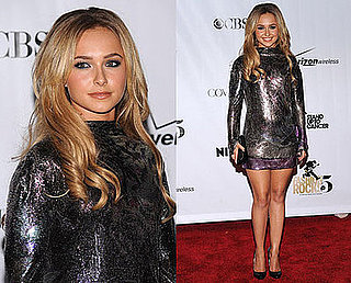 2008 Fashion Rocks: Hayden Panettiere