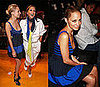 Nicole Richie Attends DKNY's Spring 2009 Fashion Show at New York Fashion Week