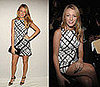 Blake Lively Attends Michael Kors's Spring Runway Show at New York Fashion Week