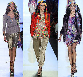 New York Fashion Week, Spring 2009: Diane von Furstenberg