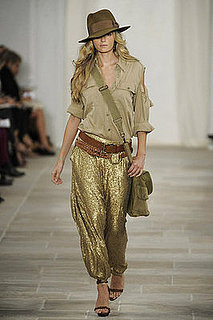New York Fashion Week, Spring 2009: The New Pant