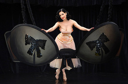 Behind The Seams: Dita Von Teese Wonderbra Collection Launch