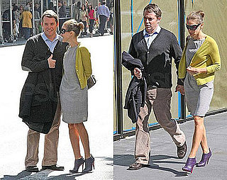 Sarah Jessica Parker Walks the Streets of NYC With Husband Matthew Broderick