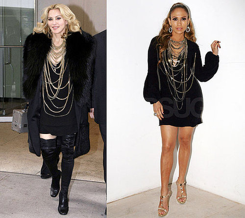 Who Wore It Better? Goth Givenchy
