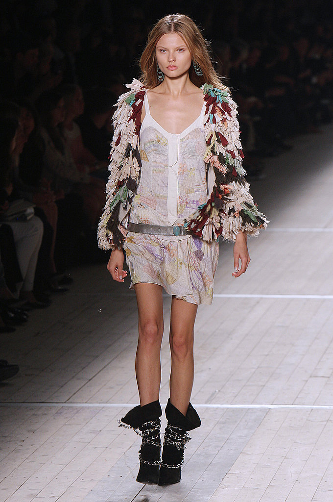 Paris Fashion Week, Spring 2009: Isabel Marant