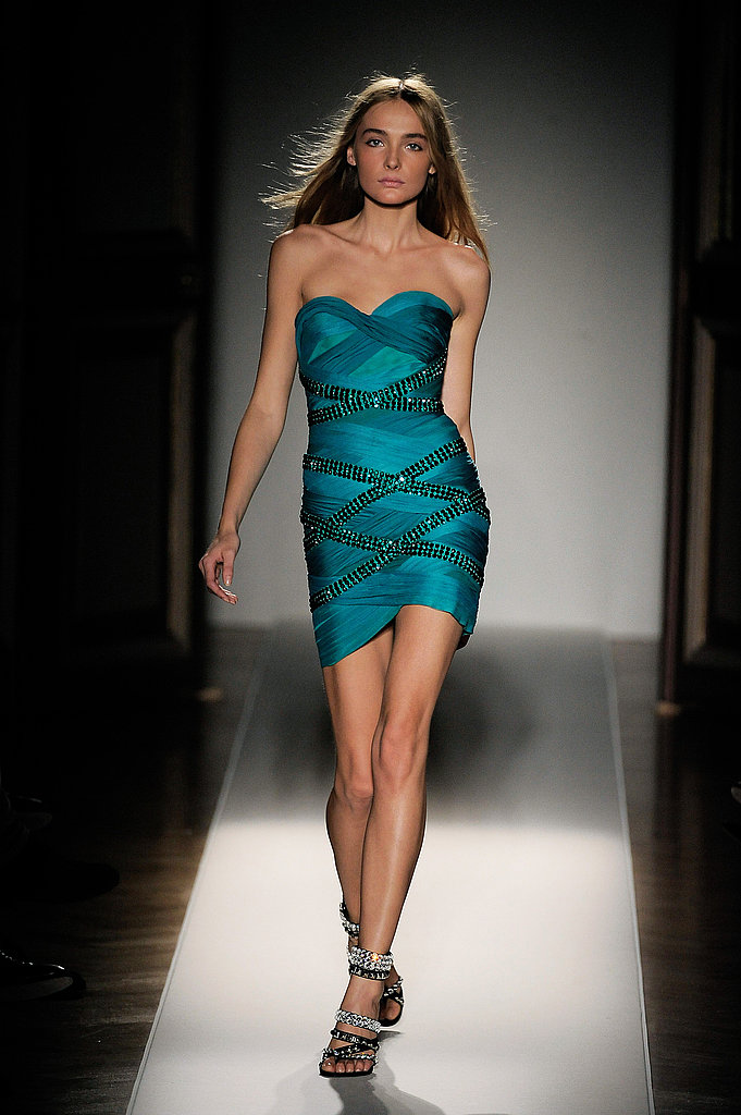 Paris Fashion Week, Spring 2009: Balmain