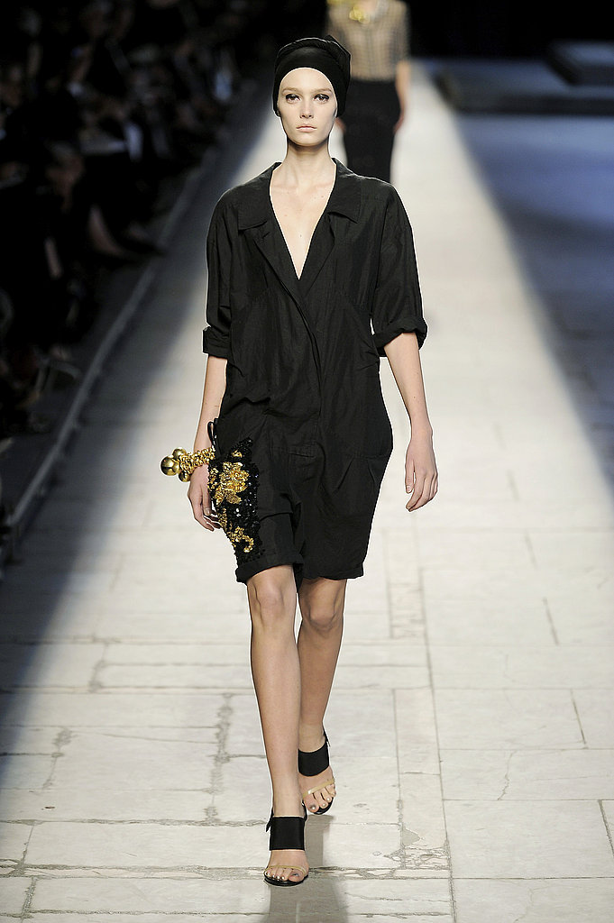 Paris Fashion Week, Spring 2009: Dries Van Noten
