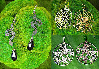A Fabby Halloween: Chic Spooky Jewels