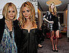 Mary-Kate and Ashley Olsen Attend Elizabeth and James Launch at Selfridges in London