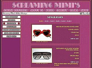 Fab Site: ScreamingMimis.com