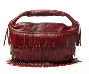 The Bag to Have: Fringe Hobo Carry-All