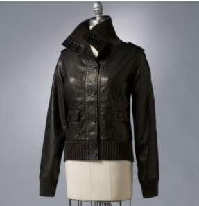 Smooth Leather Jacket