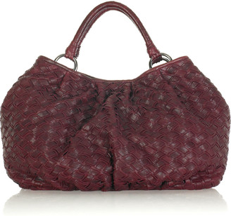 Trend Alert: Burgundy and Dark Red Bags