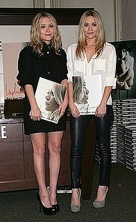 Mary-Kate and Ashley Olsen Promote Their Book Influence at Barnes and Noble