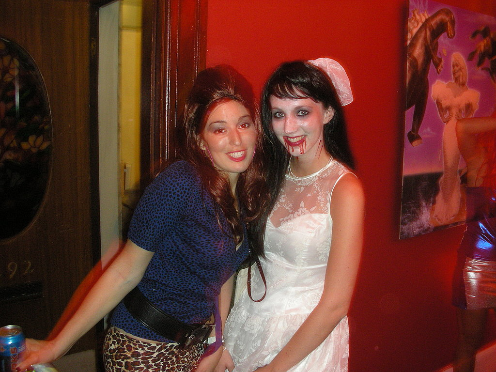 Peggy Bundy and Vampire Bride