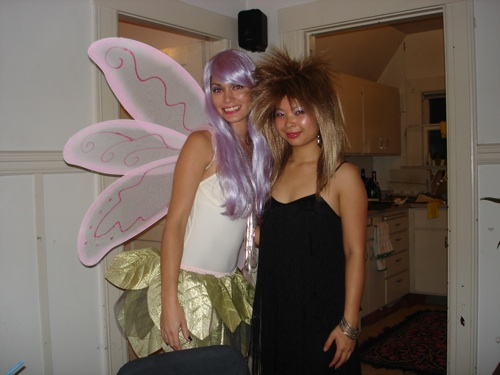 Blood Sucking Fairy and Tina Turner