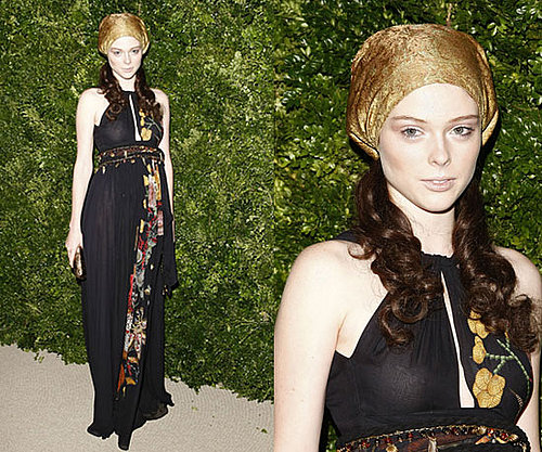 2008 CFDA Awards: Coco Rocha