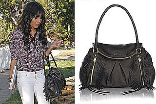 The New Owner of Botkier's Fringe-tastic Morgan Satchel Is . . .