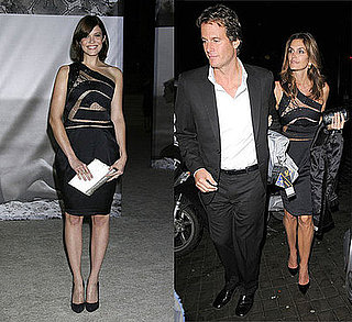 Cindy Crawford and Mandy Moore Wear Preen LBD