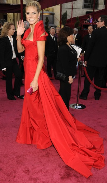 Best of 2008: Queen of the Red Carpet
