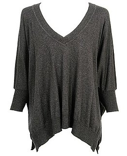 Fabworthy: Forever 21 V-Neck Batwing Sweater Top