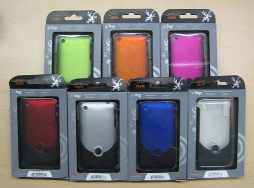 IFrogz iPhone 3G Luxe Case