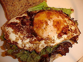 'Wich of the Week: Open-Face Balsamic Egg