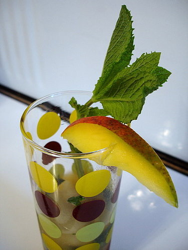 Happy Hour: Easy Mango Mojito | POPSUGAR Food
