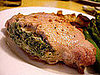 Fast & Easy Dinner: Pork Chops Stuffed With Sundried Tomatoes and Spinach