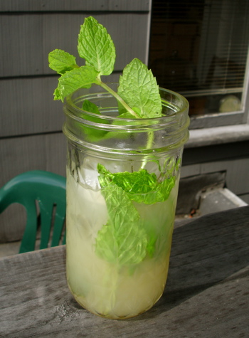 Happy Hour: Lemonade Mojito