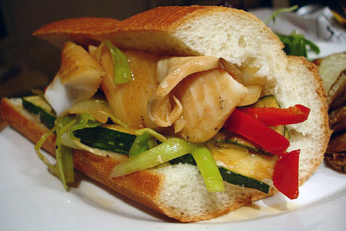 'Wich of the Week: Fish and Farm Baguette