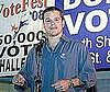 Favorite Celebrity Campaigner of 2008: Matt Damon 