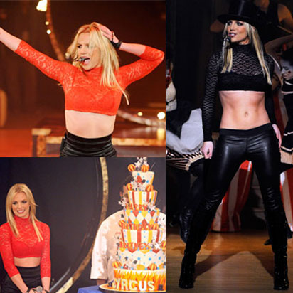 Britney's Back For Reals Y'all!